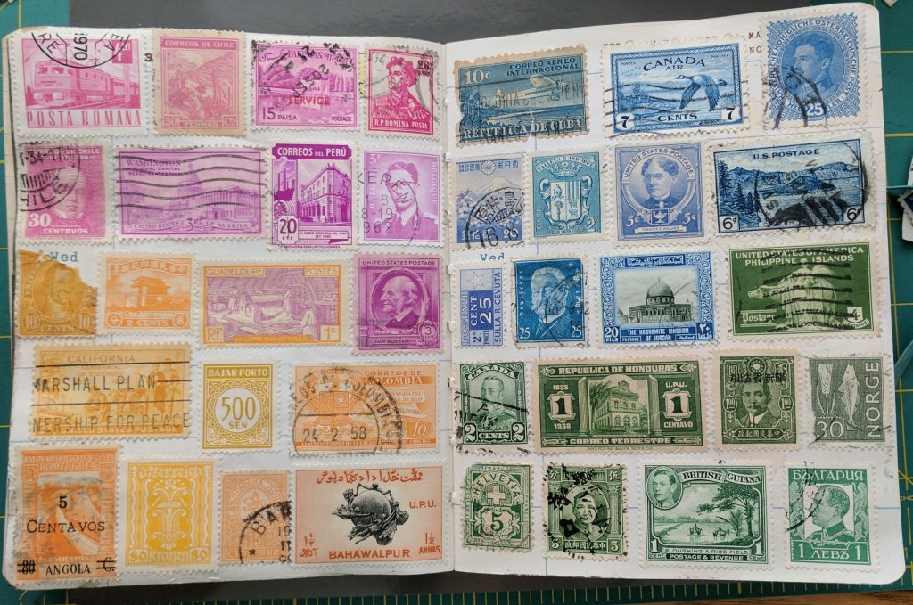 US head stamps