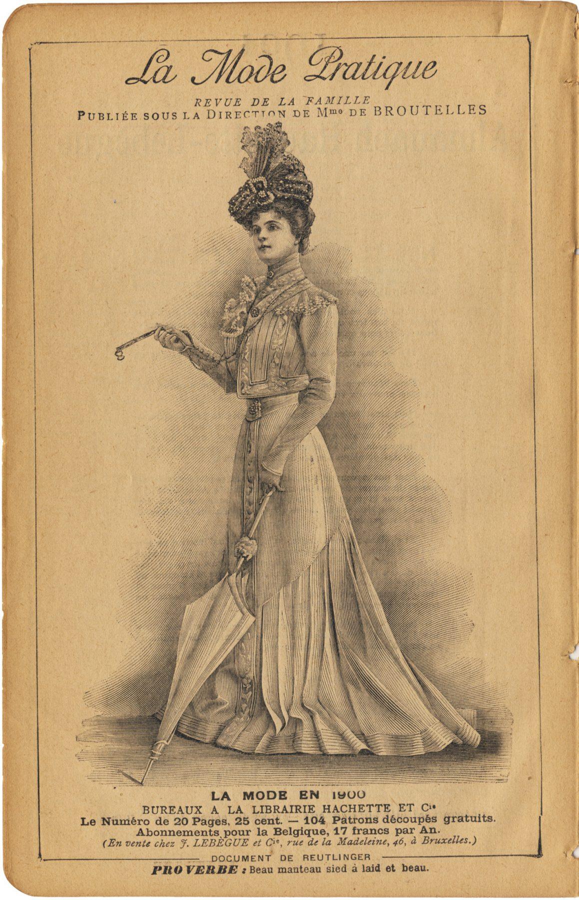 vintage magazine ad